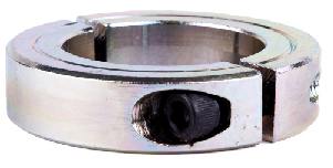 """GLOBAL G2SC-237-B 2 3//8/"""" ID 2Pc Clamp Collar Bo Stl"""